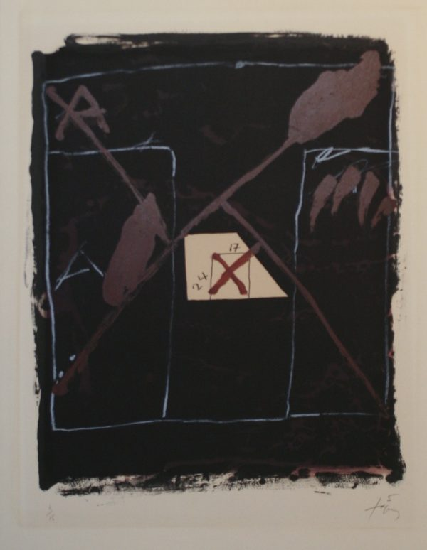 Antonio Tàpies 6/75