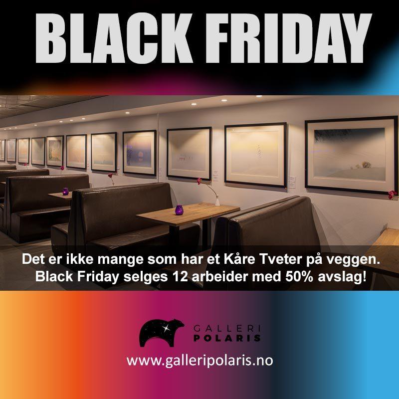 Black Friday på Galleri Polaris